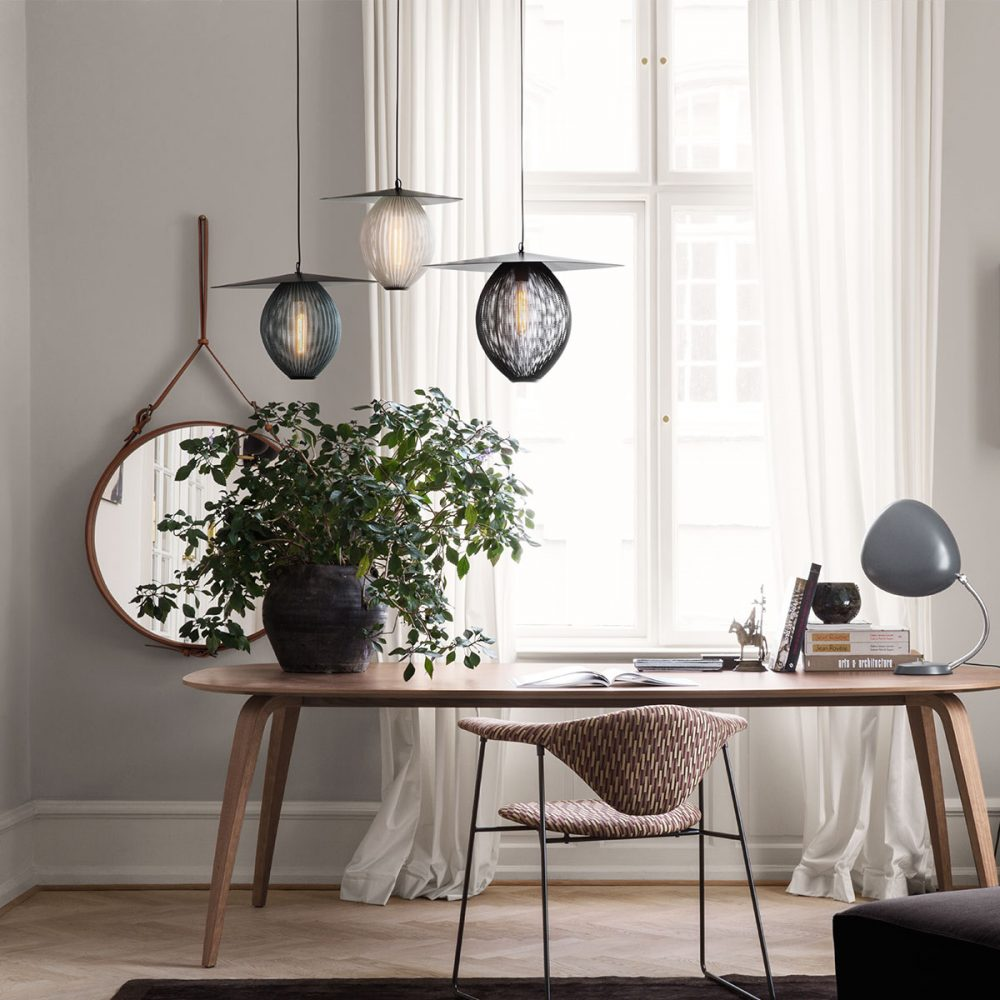 Ande circular espejo salon