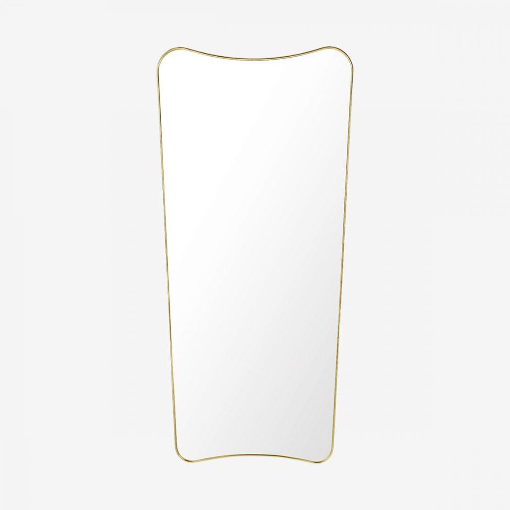 Espejo Adnet FA 33 Frontal dorado