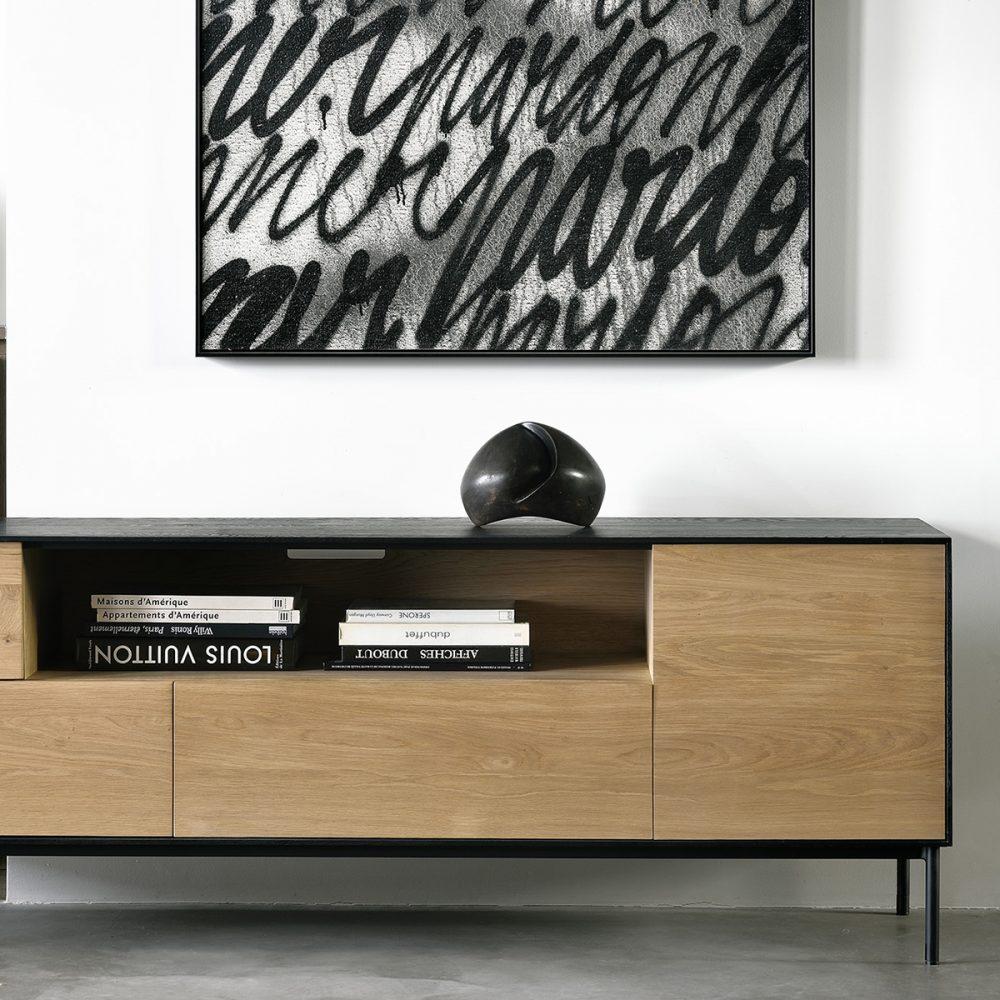 Mueble TV Blackbird