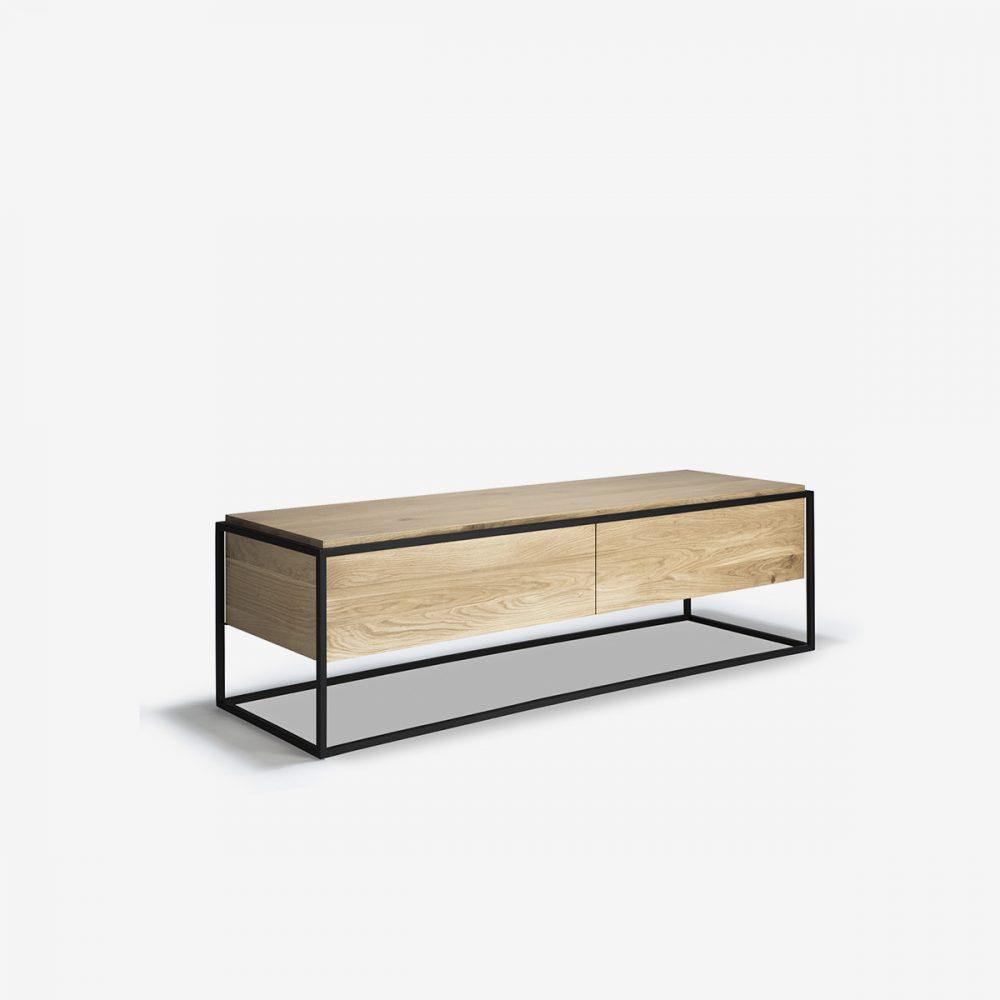 mueble TV Monolit Ethnicraft